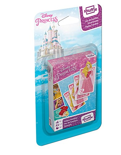 Shuffle - Jeu de Familles - Disney Princesses