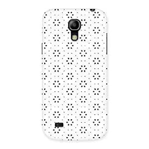 NEO WORLD Circling Back Case Cover for Galaxy S4 Mini