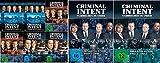 Criminal Intent - Verbrechen im Visier, Staffel 1-4 (25 DVDs)