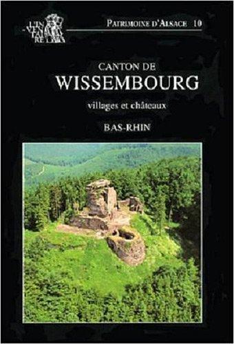 ALLENWILLER ET ENVIRONS - Canton de Wissembourg (Bas-Rhin)