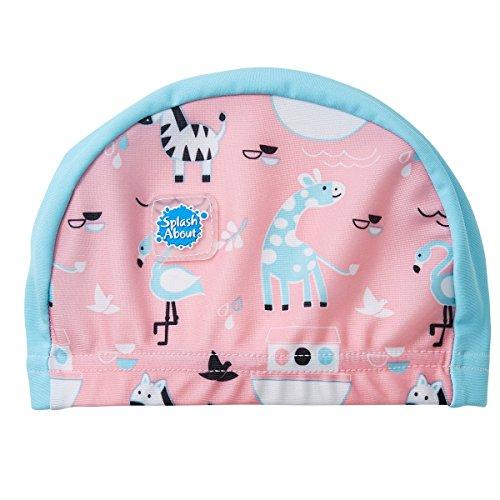 Splash About Gorro de natación, niños, Infantil, Color Nina's Ark, tamaño 18+...