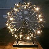 Creative Ferris rueda decoración de la sala de estar Decoración de la casa Sala de vino Cabinet Dormitorio TV Cabinet Artesanía