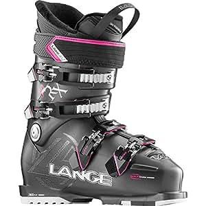 Lange - Chaussures De Ski Rx 90 W Noir - Femme - Taille 22.5 - Noir