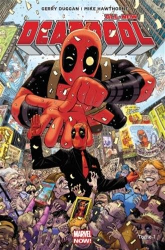 All-new Deadpool T01, Livres