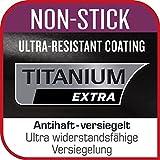 Tefal Clipso minut Duo Schnellkochtopf 5L Aluminium mit 5Sicherungssysteme und einfacher Verschluss mit einer Hand, grau und rot - 8