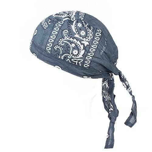 JUTOO Männer und Frauen Baumwolle Amoeba Viking Hat Outdoor Cycling Caps Chemotherapie Caps