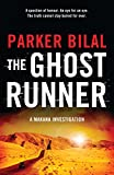 Front cover for the book The Ghost Runner by Parker Bilal