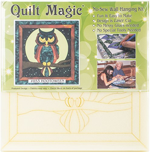Hootoween Quilt Magic Kit-12