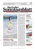 Bayerisches Sonntagsblatt für die katholische Familie [Jahresabo]