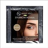 Henna Augenbrauenfarbe Blond | Full-Brow-Effekt, auch die Haut wird gefärbt | Henna Brow | Marie-José & Co (Blond)