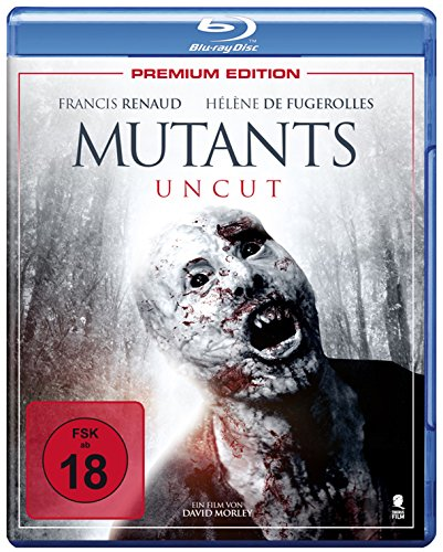Mutants (Premium Edition, Uncut) [Blu-ray]