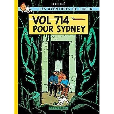 Les Aventures de Tintin, Tome 22 : Vol 714 pour Sydney : Mini-album