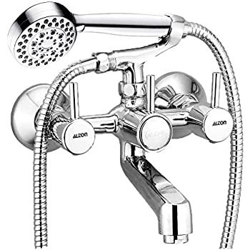 Jaquar Wall Mixer 3-In-1 System (Silver): Amazon in: Home Improvement