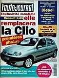 AUTO JOURNAL (L') [No 12] du 01/07/1994 - EXCLUSIVITE MONDIALE - ELLE REMPLACERA LA CLIO - DIESEL - LES TARIFS DE LA VIGNETTE 95 - NISSAN PRIMERA - LES NOUVEAUX RADARS - LES PRIX DES PEAGES - LA CARTE BISON FUTE....