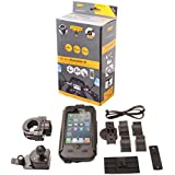 Tecno globe - Kit Mains-libres - BIKE CONSOLE IPHONE 5 - RECHARGE POSSIBLE