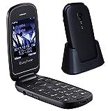 Easyfone Prime Care Senior Flip Sim-Free Mobile Phone - Best Reviews Guide