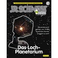 Projecteur Planetarium prêt-à-monter avec livre sur les étoiles