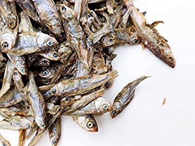 HERONS Freeze Dried Whole Fish TURTLE & TERRAPIN REPTILE OSCAR CICHLID POND FOOD by Heron's Pet World Ltd