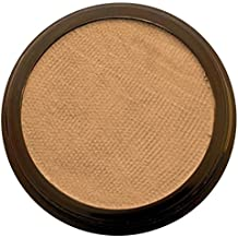 Eulenspiegel - Maquillaje profesional Aqua, 3.5 ml / 5 g, color tv-8 piel oscura (355084)