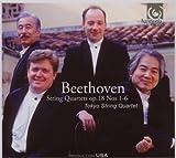Beethoven : les Quatuors à cordes Op. 18, n° 1 à n°, occasion d'occasion  Livré partout en Belgique