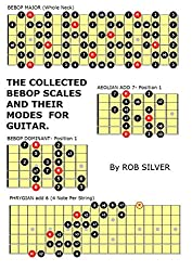 THE COLLECTED BEBOP SCALES AND THEIR MODES  FOR GUITAR.: Collected Bebop Scales and Eight Tone Spanish. (English Edition)