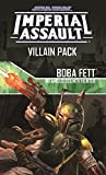 Fantasy Flight Games Star Wars: Imperial Assault Boba Fett, Infamous Bounty Hunter Villain Pack
