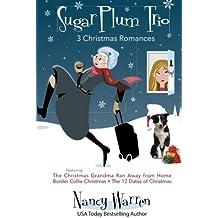 Sugarplum Trio: 3 Christmas Romances by Nancy Warren (2014-11-14)