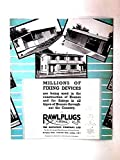 Rawlplugs Fixing Devices Pamphlet