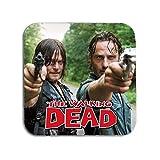 BigBazza The Walking Dead TV Serie Rick Grimes Daryl Dixon, Geschenk, Tee, Kaffee, Büro, Küche, aus Metall