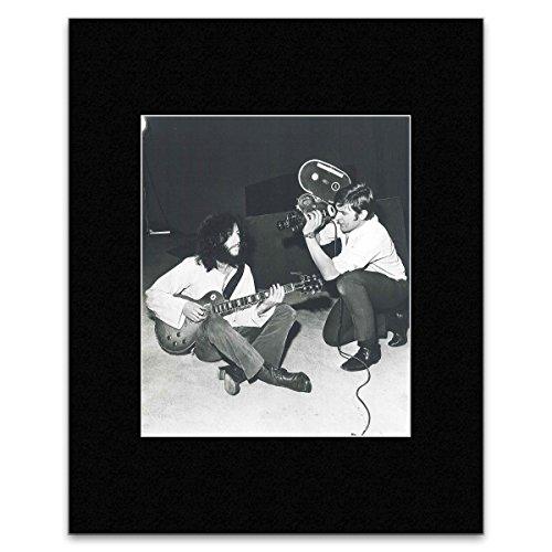 Stick It On Your Wall Fleetwood Mac-Peter Green Mini-Poster-41.7x 35,5