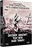 Children Shouldn't Play With Dead Things [Blu-Ray+DVD] - uncut - auf 222 limitiertes Mediabook Cover E [Limited Collector's Edition] [Limited Edition]