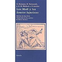 Los Modi y los Sonetos lujuriosos (La Biblioteca Azul serie mínima)
