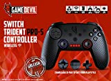 Game Devil Switch PRO-S Controller Wireless - Nintendo Switch [Edizione: Regno Unito]