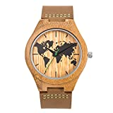 Orologio - - Uwood - UWST1008Map Bamboo