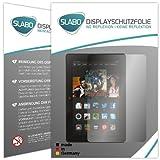 """2 x Slabo pellicola protettiva per display Kindle Fire HDX 8.9 protezione display """"No Reflexion Anti-Riflesso"""" OPACA - senza riflesso MADE IN GERMANY"""