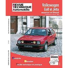 Rta 719.1 Volkswagen  Golf et Jetta II E-d et Td (84-92)