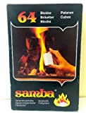 Samba Firelighters - 64 Blocks