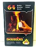 Samba Firelighters - 64 Blocks