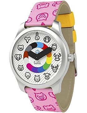 twistiti–Zeigt Kinder pädagogische Tiere ab 3Jahre–Armband rosa