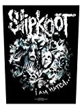 Slipknot Rückenaufnäher I Am Hated