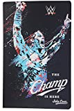WWE Superstar John Cena A5 Note Book / Diary / Journal, Soft Cover, Multi Color