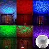 Aurora Master Lampe, koiiko Colorful LED Wave Lampe Musik Eingang Nachtlicht für Kinder Weihnachten...