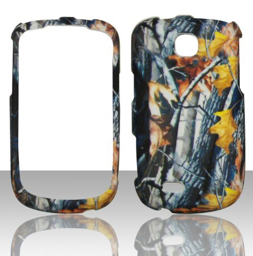 Camo Branches Samsung Dart T499 T-Mobile Case Cover Hard Phone Case Snap-on Cover Rubberized Touch Faceplates