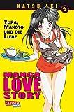 Manga Love Story, Band 3 - Katsu Aki