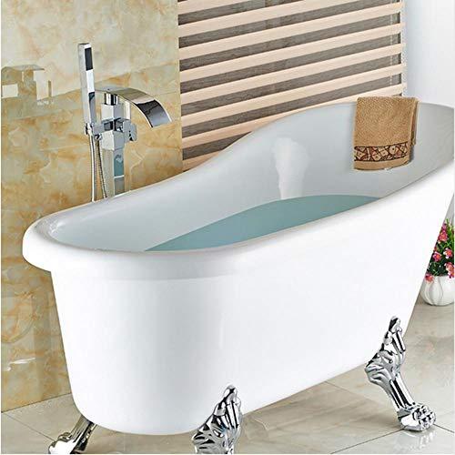 Gorheh Luxus Bodenmontierte Klaue Fuß Badewanne Armaturen Badewanne Mischbatterie