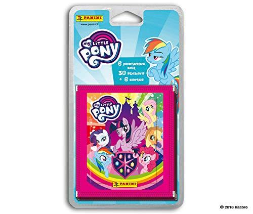 (Panini 9 Taschen My Little Pony, 2502-038, Saison 8)