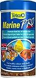 Tetra Marine Pro Crisps Fish Food, Premium Food for All Marine Fish, 250 ml