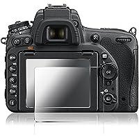 Films de Protection d'Ecran pour Nikon D750, AFUNTA 2 Paquets de Protecteur de Caméra en Verre Trempé Optique