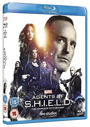 Marvel's Agents Of S.H.I.E.L.D. Season 5 [Blu-ray]