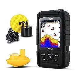Lucky Fishfinder 2-in-1 Wired & Wireless Sensor tragbar